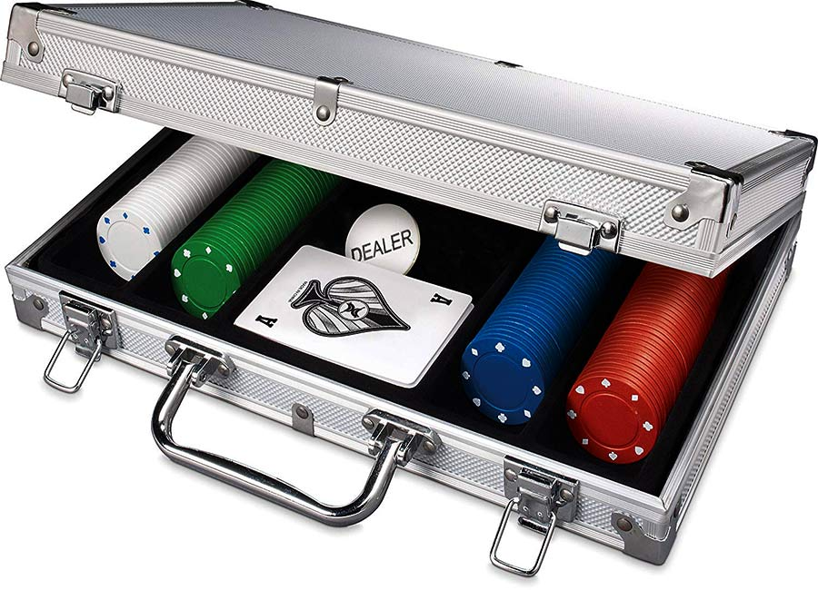 The Cheap and Handy Cardinal Industries 200 pc Poker Set